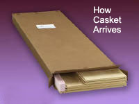 casket kit