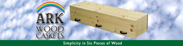 Ark Wood Caskets, Simplicity in Six Pieces of Wood